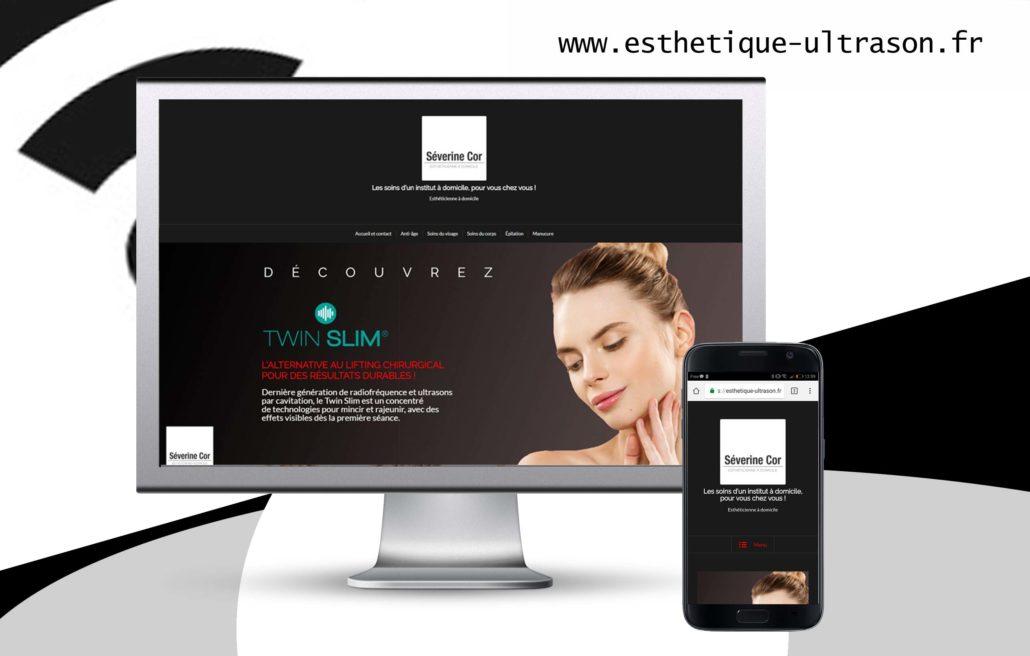 site internet esthéticienne vaucluse