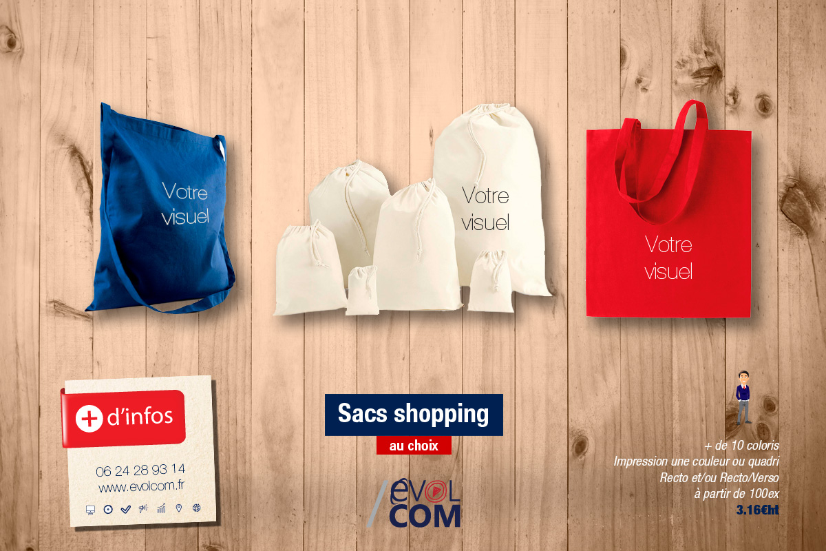 sac-shopping-impression-logo-gard-nimes-montpellier