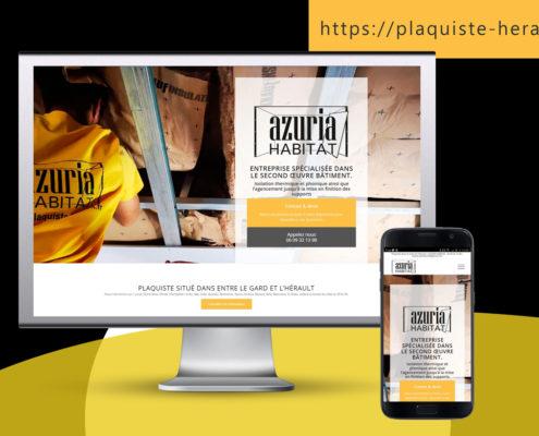 creation site internet saturarques herault