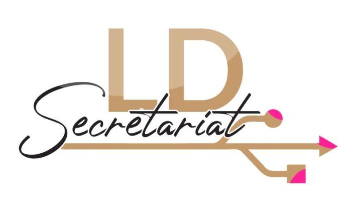 création de logo secretaire