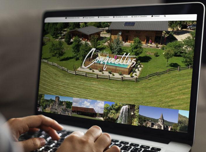 Creation de site internet en Aveyron